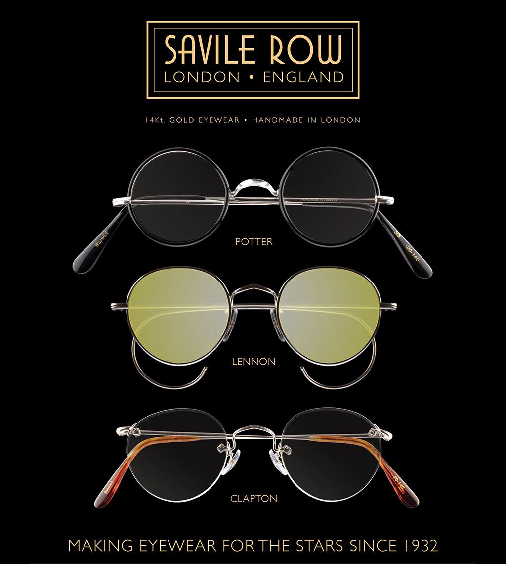 Savile Row brandbanner