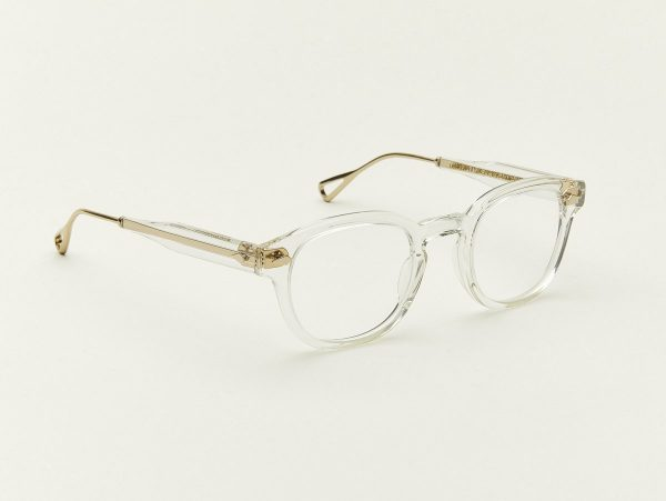 Moscot Lemtosh TT Crystal/Gold