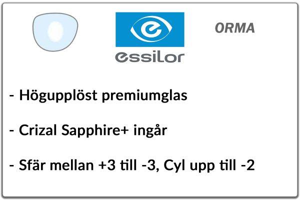 Essilor Orma 1,5