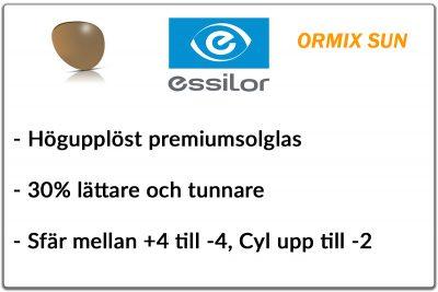 Ormix solglas 1,6