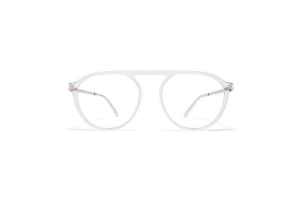 mykita-lite-acetate-rx-helgi-c72-limpid-shiny-silver-clear-front_Hultins Optik