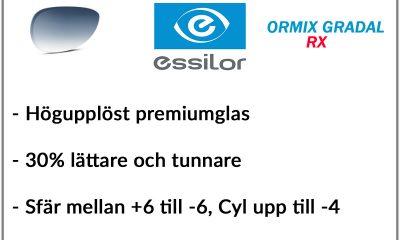 Essilor Ormix 1,6 Gradal
