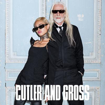 Cutler and Gross solglasögon och glasögon