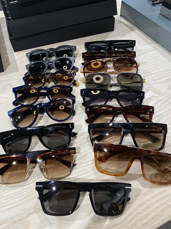 Cutler and Gross ny kollektion solglasögon