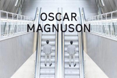 Oscar Magnuson glasögon