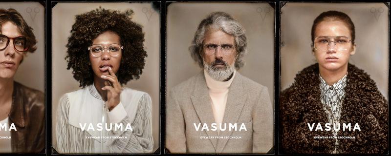 Vasuma glasögon och solglasögon