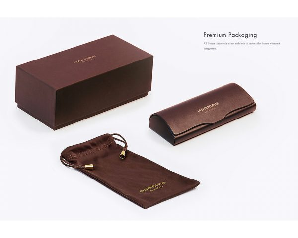 Oliver Peoples case