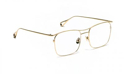 Moscot Gonif Gold