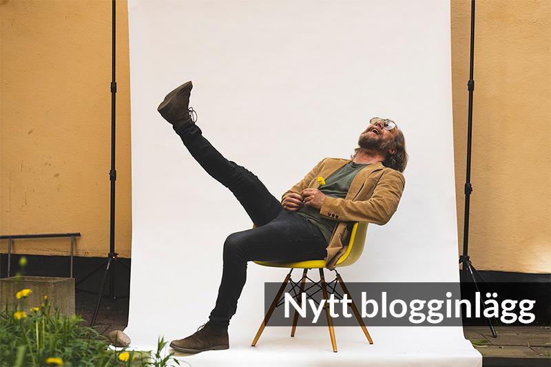 Nytt blogginlägg