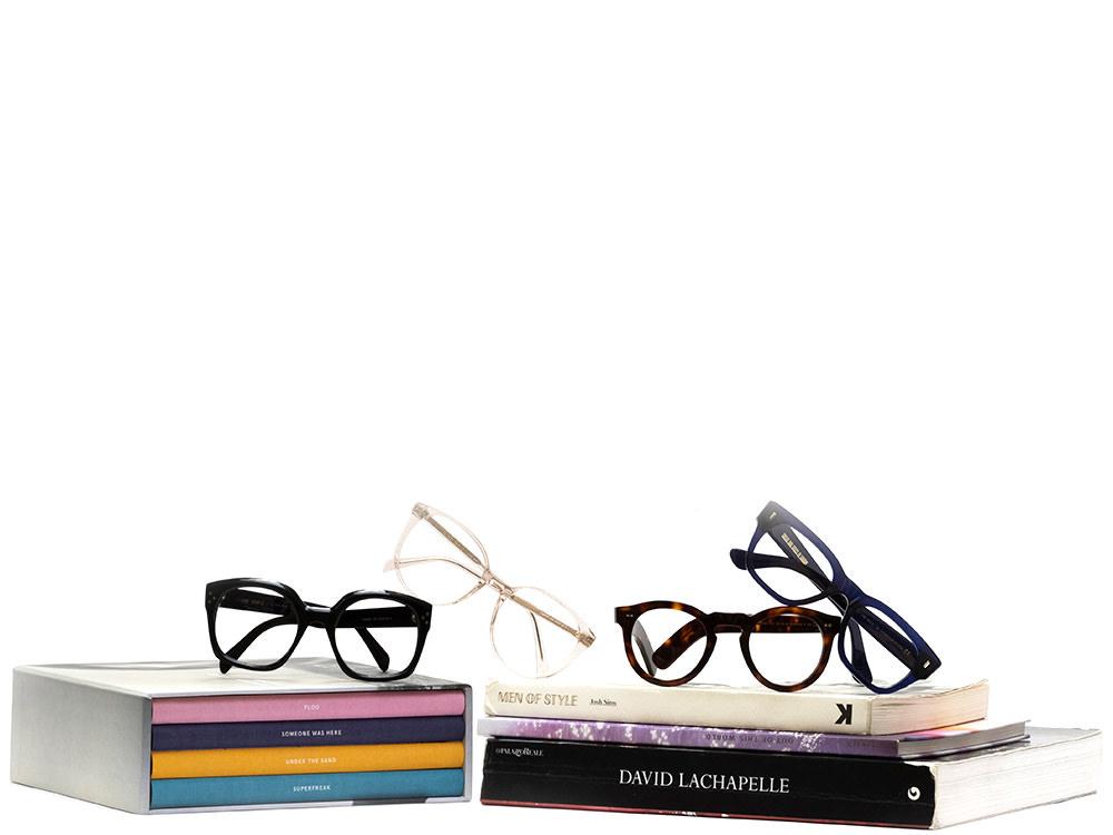 Köp glasögon online