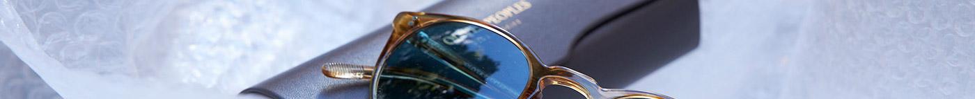 Oliver Peoples glasögon och solglasögon